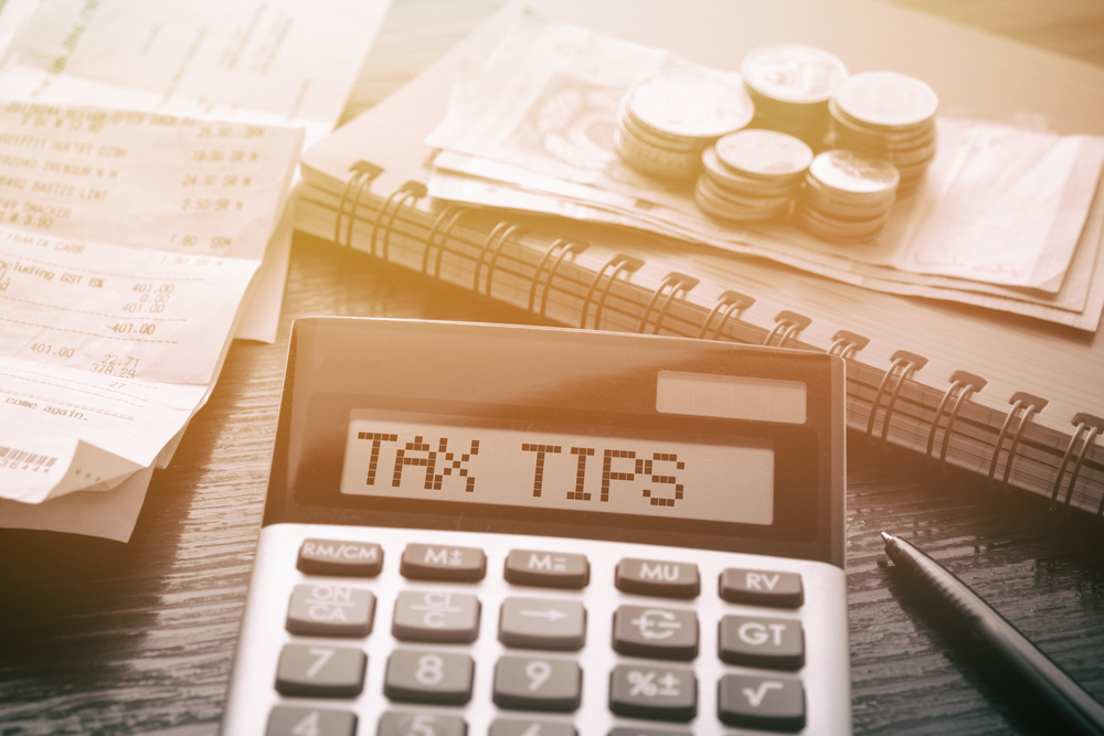 Certified Public Accountant Giving Tax Advice