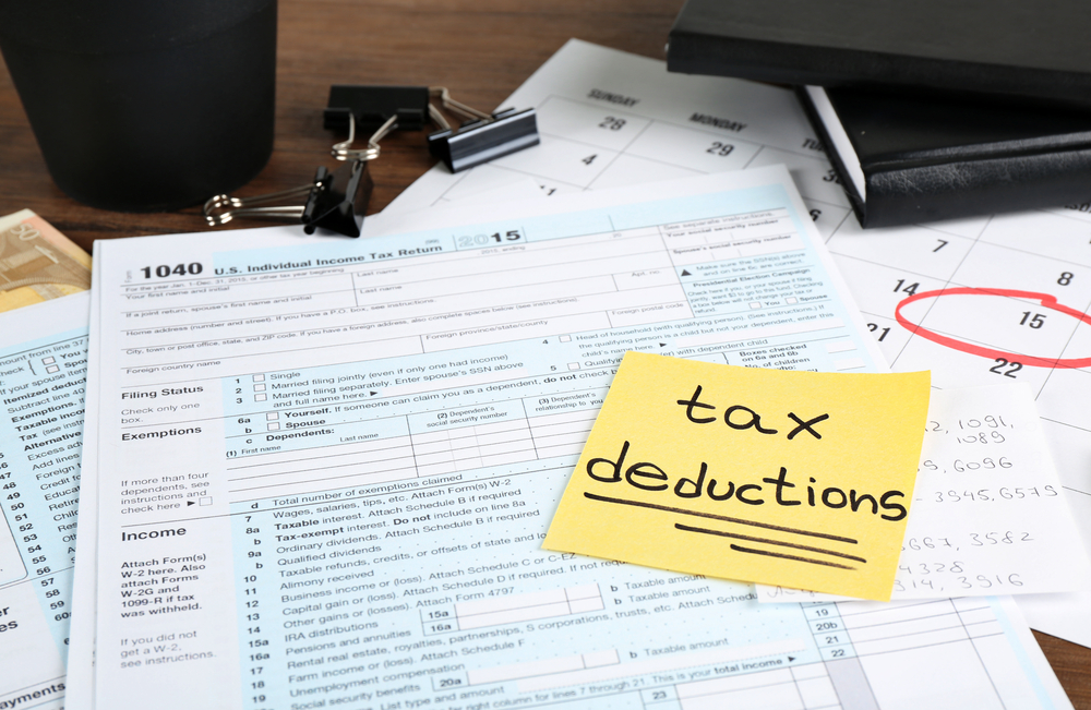 Tax Consultation on Deductions